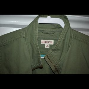 Merona Jackets & Coats - Army Green Merona Utility Vest
